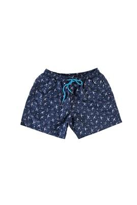 Erkek Giyim - Lacivert 52 Beden Deniz Şortu