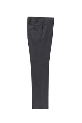 Erkek Giyim - KOYU FÜME LOT3 50 Beden Klasik Pantolon