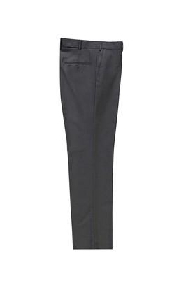 Erkek Giyim - GÜMÜŞ -1 60 Beden Yünlü Klasik Pantolon
