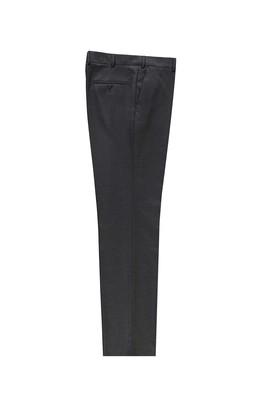 Erkek Giyim - KOYU ANTRASİT LOT1 52 Beden Klasik Kuşgözü Pantolon