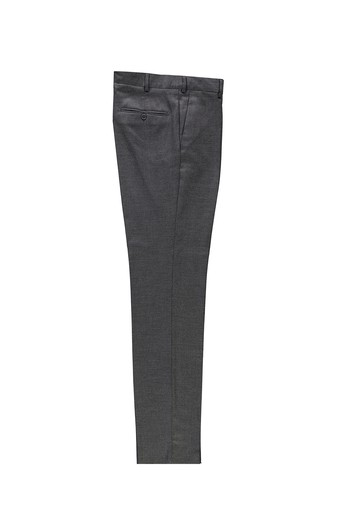 Erkek Giyim - Klasik Kuşgözü Pantolon