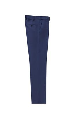 Erkek Giyim - AÇIK LACİVERT LOT3 54 Beden Yünlü Klasik Pantolon