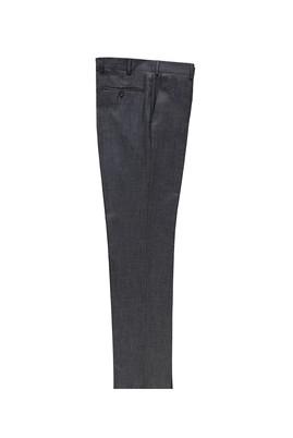 Erkek Giyim - ORTA FÜME LOT3 56 Beden Klasik Pantolon