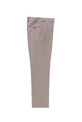 Erkek Giyim - ORTA BEJ 58 Beden Klasik Yünlü Pantolon