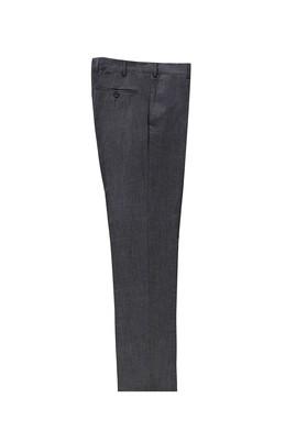 Erkek Giyim - ORTA FÜME LOT1 56 Beden Klasik Pantolon