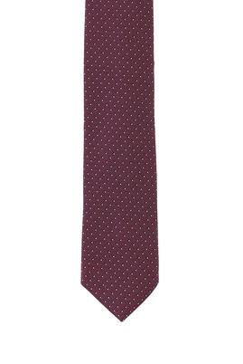 Erkek Giyim - KOYU BORDO 165 Beden Desenli Kravat
