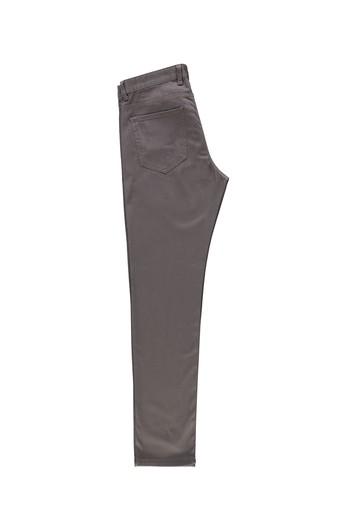 Erkek Giyim - Slim Fit Spor Desenli Pantolon