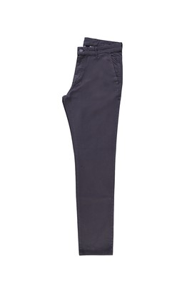 Erkek Giyim - ORTA FÜME 48 Beden Slim Fit Spor Pantolon