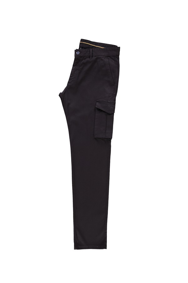 Slim Fit Kargo Pantolon