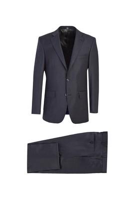 Erkek Giyim - MARENGO 52 Beden Klasik Yünlü Takım Elbise