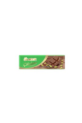Erkek Giyim -   Beden Ülker Çikolata Antep Fıstıklı Baton 32 gr