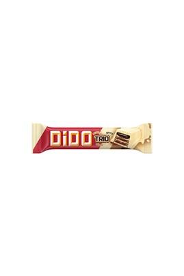 Erkek Giyim -   Beden Dido Trio Beyaz Çikolatalı Gofret