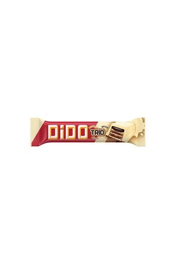 Erkek Giyim - Dido Trio Beyaz Çikolatalı Gofret