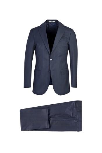 Erkek Giyim - Klasik Ekose Takım Elbise