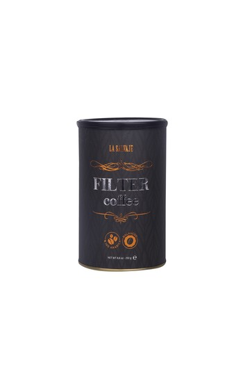 Erkek Giyim - Bayramefendi La Salvaje Filtre Kahve 250 gr