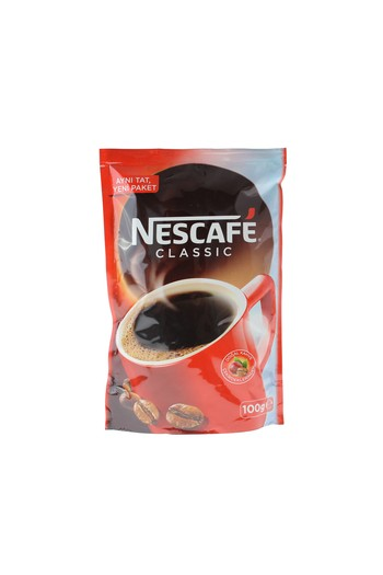 Erkek Giyim - Nescafe Classic Eko 100 gr