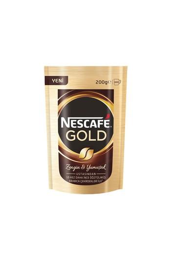 Erkek Giyim - Nescafe Gold Eko 200 gr