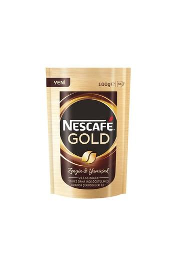 Erkek Giyim - Nescafe Gold Eko 100 gr