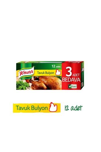 Erkek Giyim - Knorr Tavuk Bulyon 12'li 120 gr