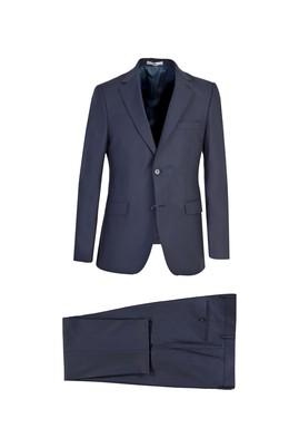 Erkek Giyim - MARENGO 46 Beden Slim Fit Takım Elbise