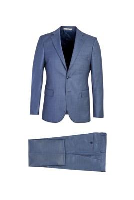 Erkek Giyim - İNDİGO 42 Beden Slim Fit Takım Elbise