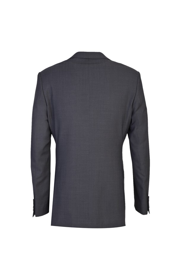 Klasik Yünlü Takım Elbise