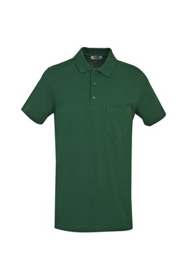 Erkek Giyim - NEFTİ 3X Beden Polo Yaka Regular Fit Tişört