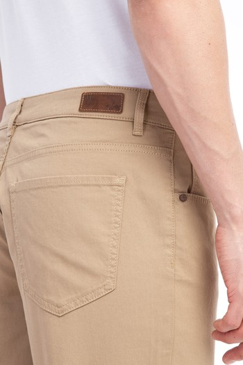 Erkek Giyim - Kuş Gözü Spor Pantolon