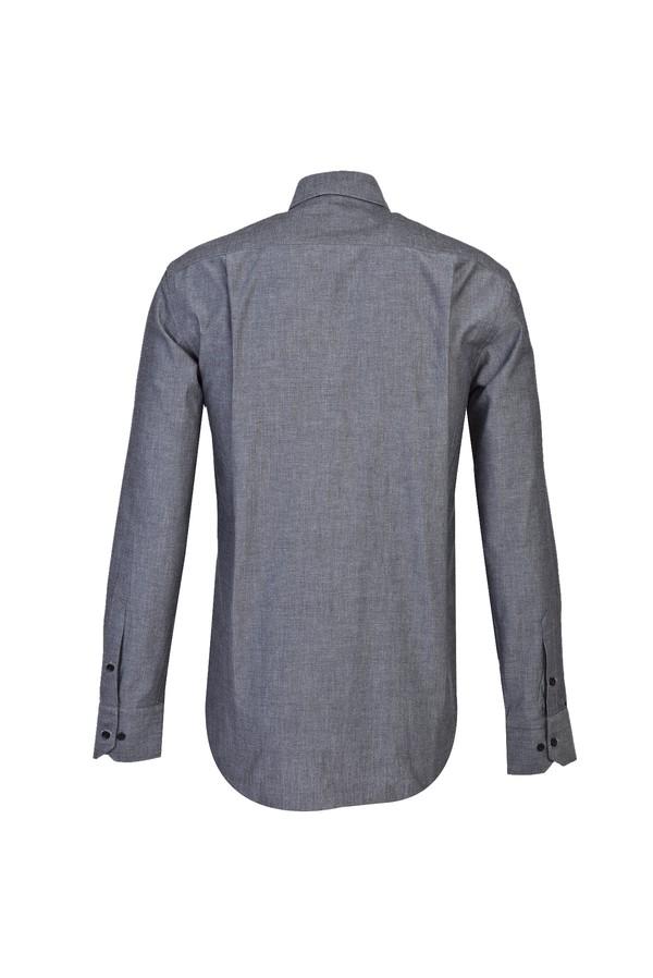 Uzun Kol Oxford Spor Gömlek