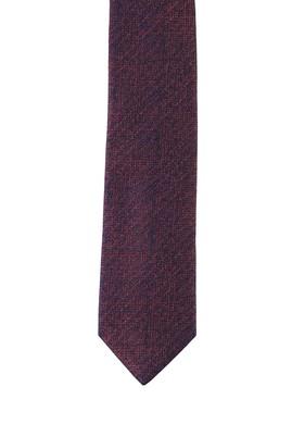 Erkek Giyim - ORTA TURUNCU  Beden Desenli Kravat