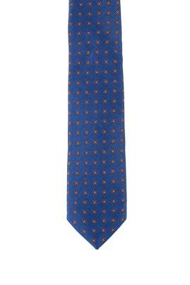 Erkek Giyim - AÇIK LACİVERT  Beden Desenli Kravat