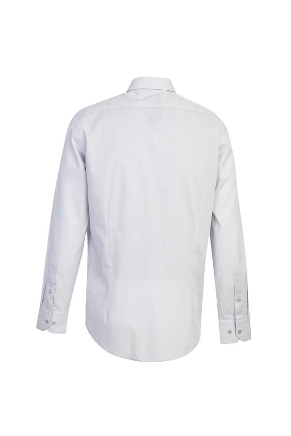Uzun Kol Spor Slim Fit Gömlek