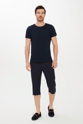 Erkek Giyim - Lacivert 52 Beden Spor Bermuda Şort