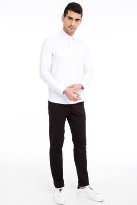 Erkek Giyim - Siyah 50 Beden Spor Pantolon