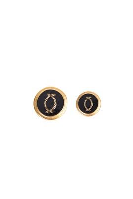 Erkek Giyim - SARI STD Beden Metal Ceket Düğme Seti