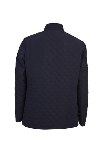 Erkek Giyim - Bonded Regular Fit Mont
