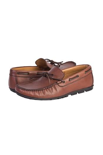Erkek Giyim - Casual Bağcıklı Loafer Ayakkabı