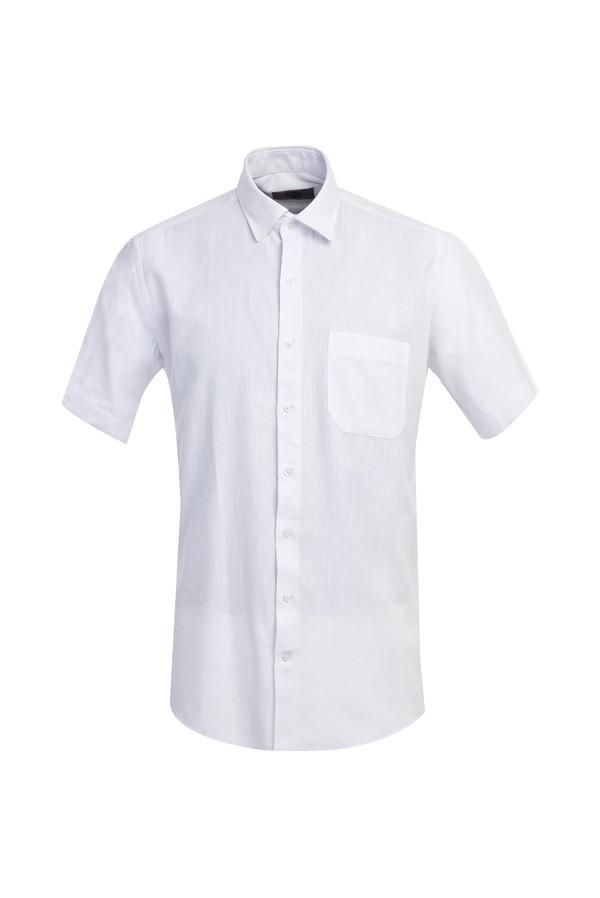 Kısa Kol Regular Fit Desenli Gömlek