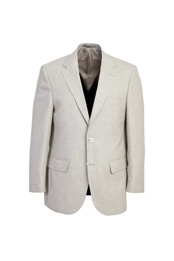 Klasik Desenli Ceket