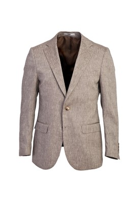 Erkek Giyim - AÇIK GRİ 46 Beden Klasik Ceket