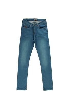 Erkek Giyim - GÖK MAVİSİ 50 Beden Denim Pantolon