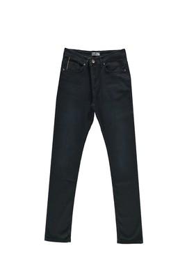 Erkek Giyim - AÇIK LACİVERT 48 Beden Denim Pantolon