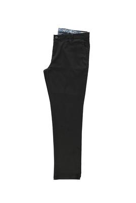 Erkek Giyim - SİYAH 58 Beden Slim Fit Denim Pantolon