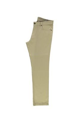 Erkek Giyim - BEJ 48 Beden Desenli Spor Pantolon