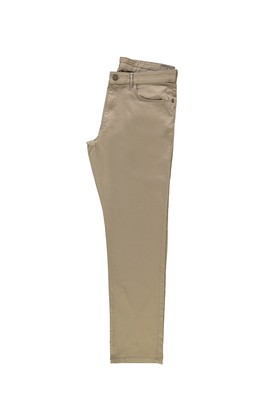 Erkek Giyim - VİZON 52 Beden Desenli Spor Pantolon