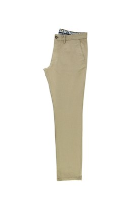 Erkek Giyim - TOPRAK 52 Beden Desenli Spor Pantolon