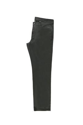 Erkek Giyim - ORTA FÜME 54 Beden Desenli Spor Pantolon