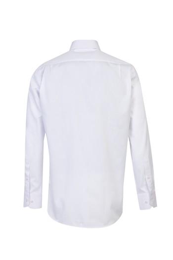 Erkek Giyim - Uzun Kol Cool Max Slim Fit Gömlek