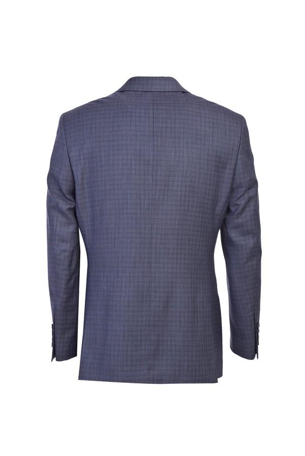 Klasik Kareli Takım Elbise