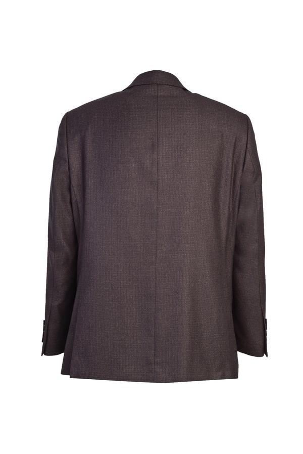 Klasik Desenli Takım Elbise